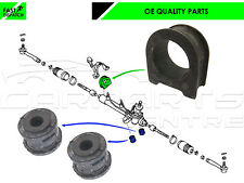 FOR TOYOTA AVENSIS T22 97-03 POWER STEERING RACK GROMMET BUSH BUSHES KIT SET