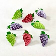 CHERRY BRADS Fruit Dessert Snack Summer Scrapbooking Card Making Stamping