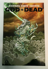 God is Dead #1 End of Days Variant Cover Avatar Press 2013 1st Print