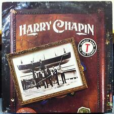 Harry Chapin - Dance Band On The Titanic 2 LP VG+ 9E-301 RL Master Ludwig 1st
