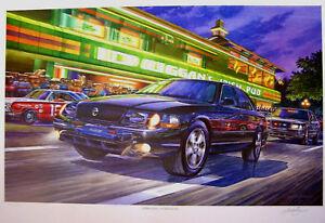 2003 2004 MERCURY MARAUDER ART 4.6 DOHC 1964 S-55 DUGGAN'S WOODWARD MOTOR CITY