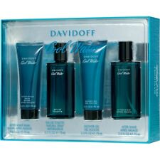 Cool Water for Men by Davidoff 2.5 OZ. EDT 4 PC. Gift Set NIB