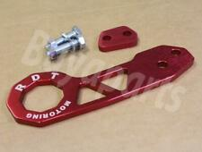 GEN 2 RED Anodized Aluminum Rear Tow Hook for 2004-2009 ACURA TSX CL9 TYPE-S