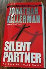 Alex Delaware: Silent Partner No. 4 by Jonathan Kellerman (2003, Paperback)