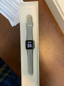 Apple Watch Series 3 GPS Aluminum 38mm (3rd gen) GREAT SHAPE