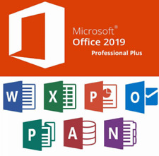 MS Office 2019 Professional Plus Genuine Key Instant Delivery ✅