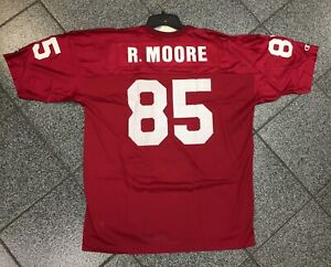 XL Vintage NFL Rob Moore #85 Arizona Cardinals Football Jersey Champion VTG