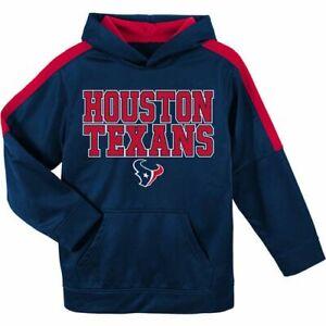 Houston Texans NFL Youth Fleece Hoodie Size XL (14/16) ~ NWT