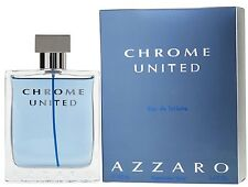 Azzaro Chrome United 100mL EDT Perfume Fragrance for Men COD PayPal