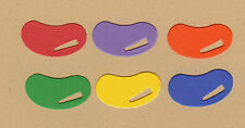 Your choice of colors on Mini Jelly Beans Die Cuts - AccuCut