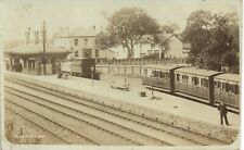More details for clynderwen near narberth. railway station by the excelsior photo co.