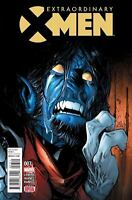 Extraordinary X-Men Comic 7 Cover A First Print 2016 Jeff Lemire Ramos Marvel