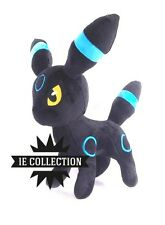 POKEMON UMBREON SHINY PELUCHE GRANDE 30 CM Noctali eevee 197 plush doll vaporeon