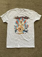 Britney Spears Circus Official Tour Shirt White Large Pre Owned