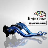 5D Short Adjustable Brake Clutch Levers for SUZUKI SFV650 GLADIUS 09-15 09-15