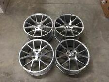 "20"" Veemann V-FS23 Wheels Silver Machined BMW 5x120 E90 E91 E92 E93 F10 F11"