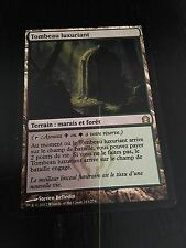 MTG MAGIC RETURN TO RAVNICA OVERGROWN TOMB (FRENCH TOMBEAU LUXURIANT) NM