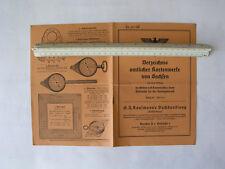 Verzeichnis amtlicher Kartenwerke von Sachsen Globen 1937 Rudolf Heinze Dresden