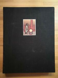 Libro Cuore De Amicis tempere di Flavio Costantini copyright by Olivetti 1977