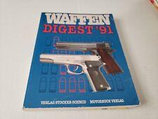 Waffen Digest 1991 (Paperback) **GERMAN Text**