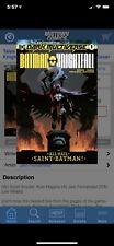 Tales From The Dark Multiverse Batman Knightfall 1 Mattina Variant On Order