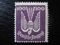 DEUTSCHES REICH Mi. #348 scarce mint stamp! CV $48.00