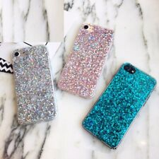 Silicone Bling Glitter Crystal Case Cover for Huawei Y9 Honor 9 Lite 8x V9 Play