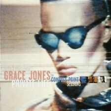 "GRACE JONES ""PRIVATE LIVE/COMPASS POINT"" 2 CD NEU"