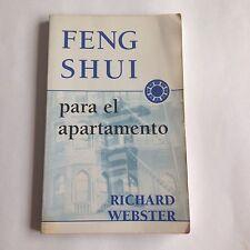 Feng Shui Para el Apartamento = Feng Shui for the Apartment - Webster, Richard