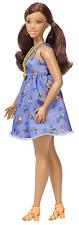 Barbie Fashionistas Doll # 66 Beautiful Butterflies Curvy Doll New