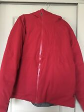 Nau Men's Rheostat Urban Outdoor Jacket $425 NWT Size XL RED