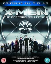X-Men - The Cerebro Collection (Blu-ray) **NEW**