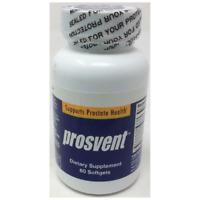 Prosvent Natural Prostate Health Supplement 1 Month Bottle