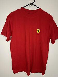 Ferrari T Shirt original Limited edition Boys 11/12