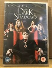 Dark Shadows (DVD, 2012) Johnny Depp BRAND NEW FACTORY SEALED