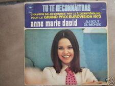 EUROVISION 1973 45 TOURS HOLLANDE ANNE-MARIE DAVID