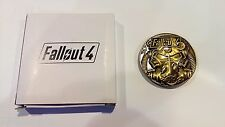 Fallout 4  Challenge Coin - Limited Collectors 2 3 5 New Vegas Promo Bonus 1Q 76