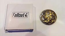 Fallout 4  Challenge Coin - Limited Collectors 2 3 5 New Vegas Promo Bonus RARE