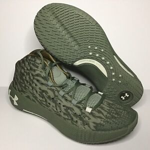 """Under Armour HOVR Havoc 2 Mo Bamba PE """"Veterans Day"""" Shoes Size 11.5 3022657-300"""