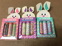 3 Pack Lip Smacker Lip Balms - CHOOSE YOUR FLAVORS
