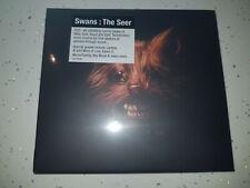 Swans  /  The Seer   ( 2 x CD + DVD )  **New**  Low, Karen O , Akron / Family