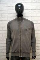 NAPAPIJRI Maglione Uomo Pullover Cotone Maglia XL Sweater Casual Cardigan Man