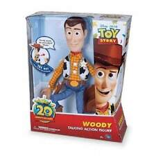 Disney Pixar Toy Story 20th Anniversary Talking Sheriff Woody Figure