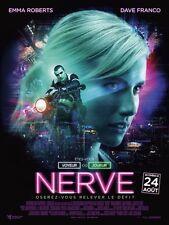 Affiche 40x60cm NERVE (2016) Emma Roberts, Dave Franco, Juliette Lewis NEUVE