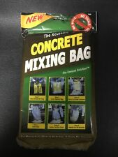concrete mixing bag X 3