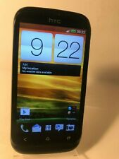 HTC Desire X - Black (Unlocked) Smartphone Mobile - crack to screen