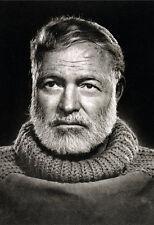 Ernest Hemingway Poster, Writer, Author & Journalist