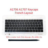 """New French Keyboard keys keycaps For Macbook Pro Retina 13"""" A1706 15"""" A1707 2016"""