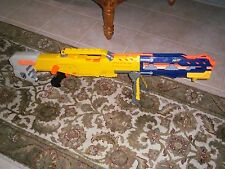 NERF Long-strike CS-6 N-Strike Dart Gun Sniper Rifle LongShot With Ammo Clip