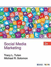 Social Media Marketing by  Tracy L. Tuten and Michael R. Solomon